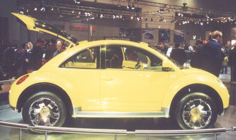 Vw Beetle Dune on Vw Beetle Dune Concept